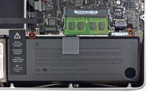 suruburi-bateria-acumulator-MacBook-Pro-13-2009-Unibody